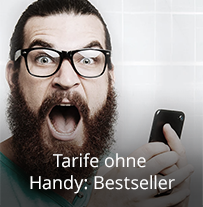 Tarife ohne Handy: Bestseller